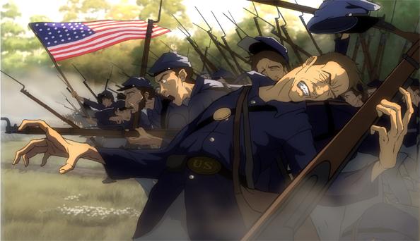 Civil War Anime Movie, 05.16.06: www.snarkrocket.com/blog-archives/2006/05/civil_war_anime_movie...