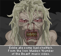 Iron Maiden Video Still